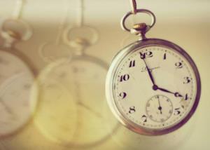 گذشت زمان سریع در هنگام خوشحالی