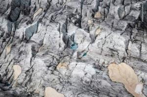 لحظه دلخراش مرگ کوهنورد به علت پاره شدن زیپلاین