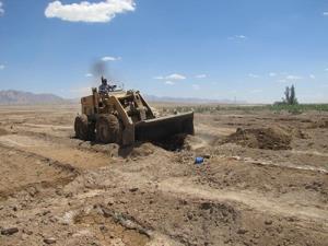 ۳۶ هکتار اراضی ملی دشتی از تصرف زمینخواران خارج شد
