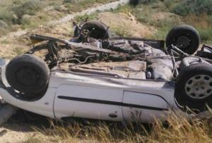 ۷ مصدوم در حادثه رانندگی در مرودشت