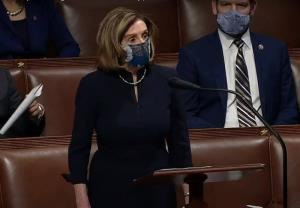 پلوسی: حمله به کنگره یکی از سختترین لحظات زندگی حرفهای من بود