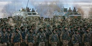 فرمانده ارشد چین خواستار آمادگی برای جنگ با آمریکا شد