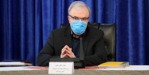 وزیر بهداشت: باید دستتان را ببوسم تا سفر نروید