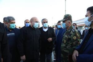توضیحات رئیس مجلس درباره سفر سه روزه به کردستان