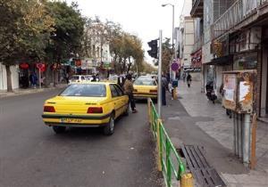 پرداخت کرایه تاکسی در کرمانشاه الکترونیکی میشود
