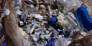 زبالههای بیمارستانی کرمانشاه بیخطر میشوند