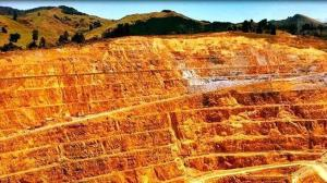کشف کوه ۹۰ درصد طلا پس از وقوع سیل!