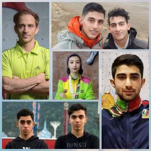 دعوت از ۶ سنگنورد نیشابوری به اردوی تیم ملی سنگنوردی