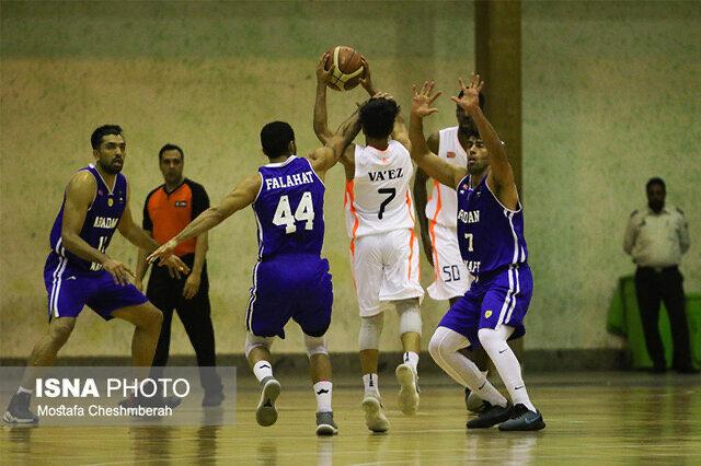بندریهای بسکتبال انتقام بازی اول را گرفتند