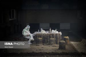 چند صحنه تلخ از روزهای سیاه ICU بیمارستان رازی اهواز