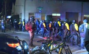 بازگشت معترضان به خیابانهای پورتلند آمریکا