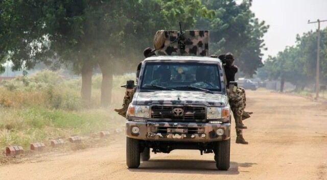 حمله داعش به کاروان نظامی نیجریه 32 کشته و زخمی برجای گذاشت