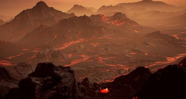 پیدایش یک سیاره فراخورشیدی با دمای ۷۰۰ کلوین