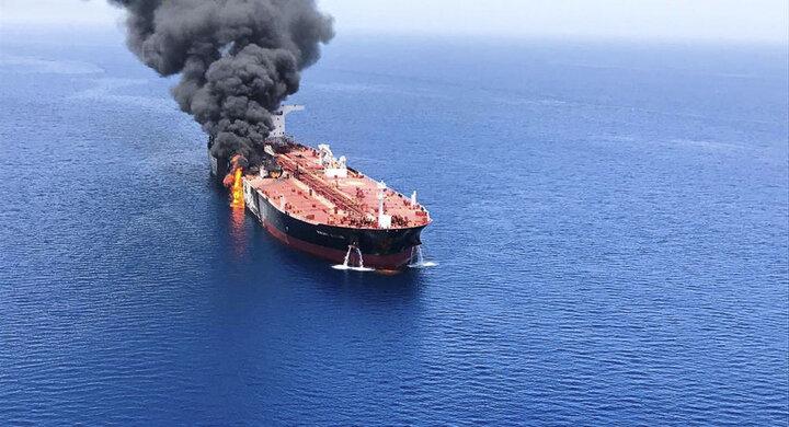 رژیم صهیونیستی؛ متهم ردیف اول حمله به کشتی تجاری ایران