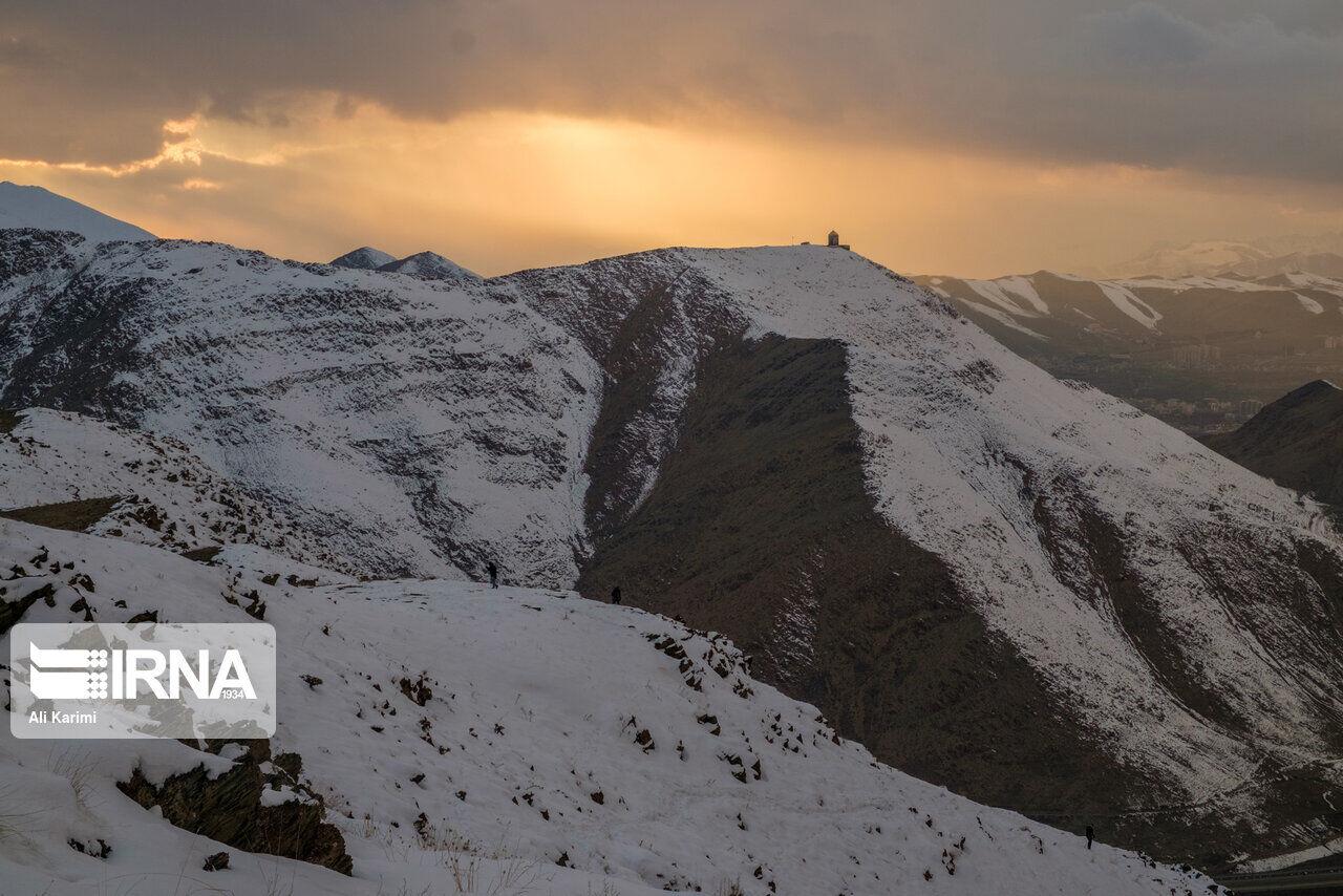 روستای کوسه شیروان سردترین شب کشور را داشت