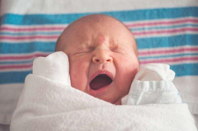 توانایی تفکیک بدن از محیط اطراف پیش از تولد شکل میگیرد