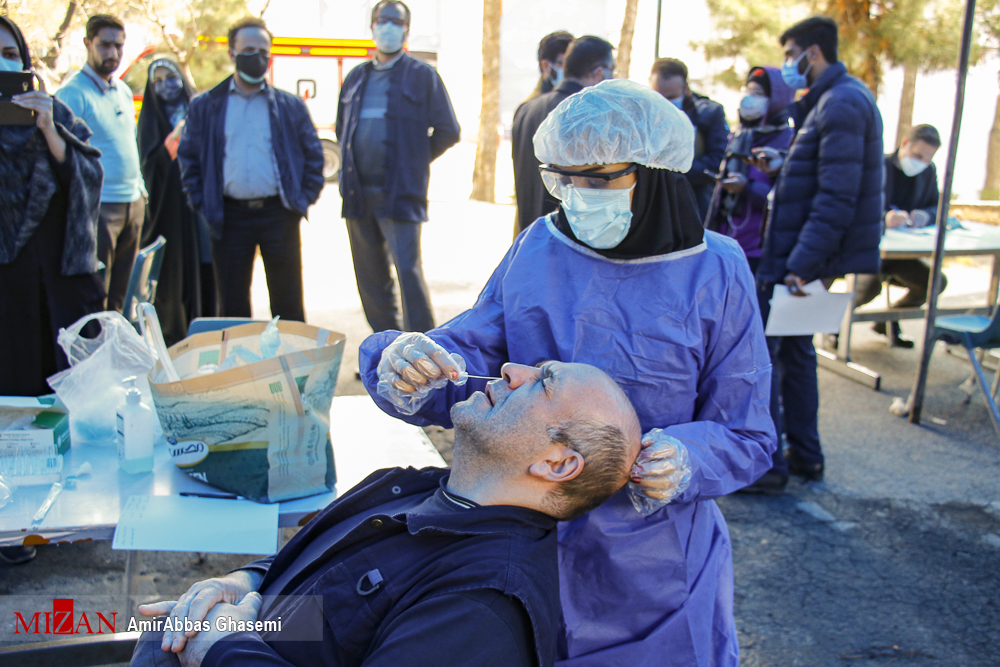 تست کرونا از داوطلبان شوراهای اسلامی شهرها
