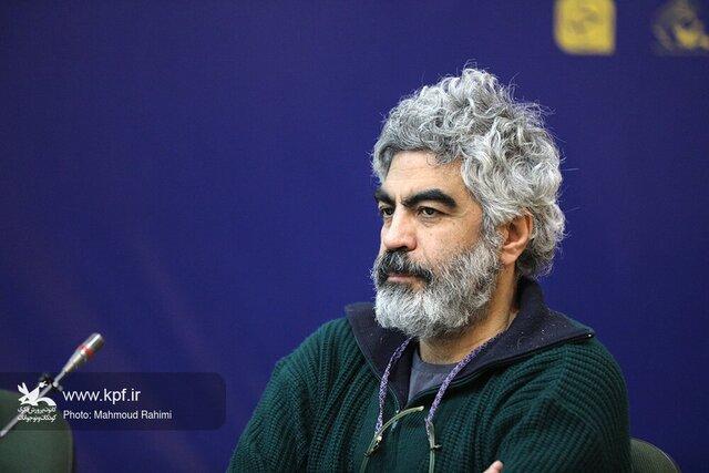 سروش صحت دبیر هنری جشنواره «قصهگویی» کانون