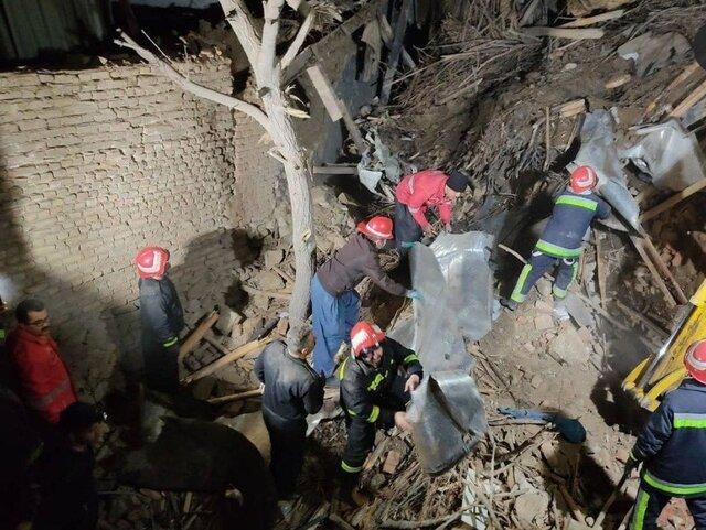 انفجار مواد محترقه در بانه تلفات داد