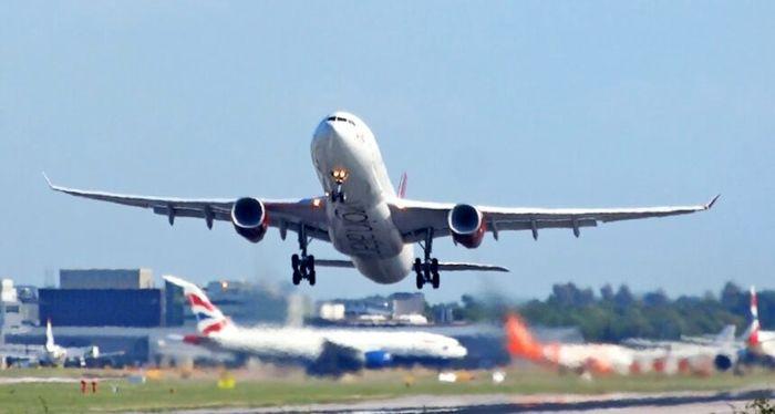 پروازها از مبدا عراق به حالت تعلیق درآمد