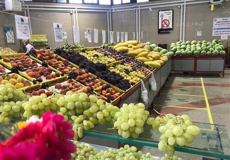 میوه شب عید در ۳۵ نقطه از همدان توزیع میشود