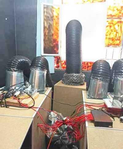کشف ۱۲ دستگاه غیرمجاز استخراج ارز دیجیتال در یاسوج