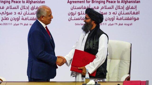 طالبان: با طرح آمریکا مخالفت نکردهایم