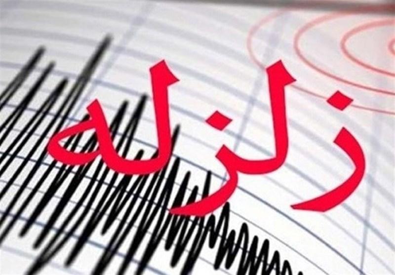 وقوع زلزله 4.5 ریشتری در «یکه سود» خراسان شمالی