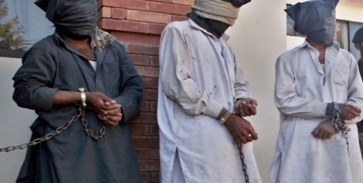 داعشی ها از کراچی پاکستان سر در آوردند