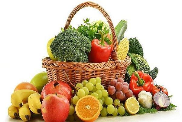 تاثیر مصرف میوه و سبزیجات موجب افزایش طول عمر می شود