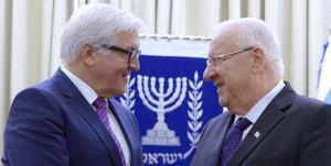 رئیسجمهور آلمان ادعاهای رژیم صهیونیستی علیه ایران را تکرار کرد