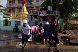 دسترسی به اینترنت در میانمار محدودتر شد؛ سوچی به دریافت رشوه متهم شد