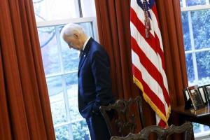 بایدن دوباره کامالا هریس را رئیسجمهور خطاب کرد!