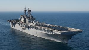 رزمایش دریایی آمریکا با فرانسه، بلژیک و ژاپن در دریای مکران