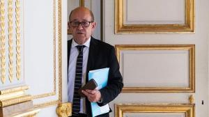 لودریان: اتحادیه اروپا نمیتواند در مقابل فروپاشی لبنان بیتفاوت بماند