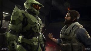 بازیگر Halo Infinite از زمان انتشار این بازی خبر میدهد