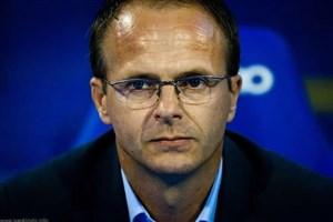 سرمربی سابق دینامو زاگرب در تیم ملی