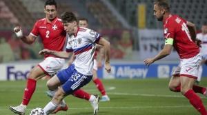 پیروزی روسیه و مونتهنگرو در انتخابی جام جهانی قطر