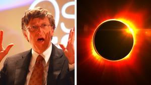 بیل گیتس، تابش آفتاب به زمین را ضعیف میکند!