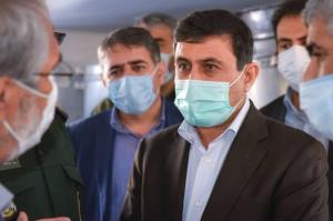 راهاندازی اولین کمپ معتادان متجاهر در البرز