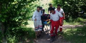 نجات ۲ مفقودی در جنگل ابر شاهرود