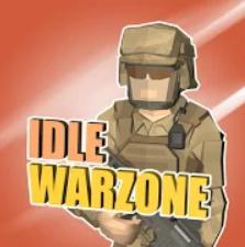 Idle Warzone 3d؛ پایگاه نظامی را مدیریت کنید
