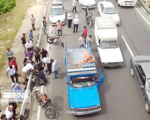 ۱۴ نفر در سوانح رانندگی نوروزی در جادههای خراسان شمالی جان باختند