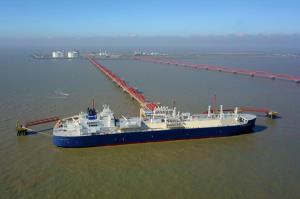 افزایش بیسابقه صادرات الانجی آمریکا به آسیا