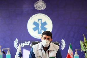 تقدیر وزیر بهداشت از رئیس اورژانس کشور برای تامین آمبولانس تولید ملی