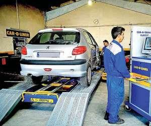 ۳۶ درصد خودروها در معاینه فنی رد می شوند!