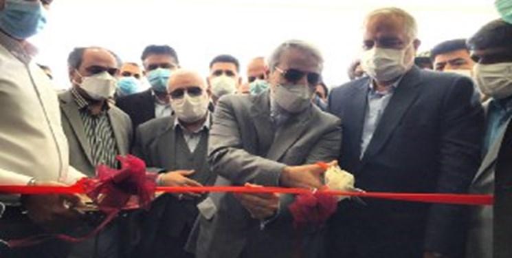 افتتاح ۵ پروژه عمرانی در سیستانوبلوچستان با حضور معاون رئیس جمهور