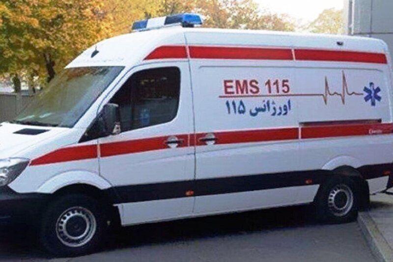 تصادف اتباع بیگانه غیر مجاز در محور سراوان ۲۳ مجروح برجا گذاشت