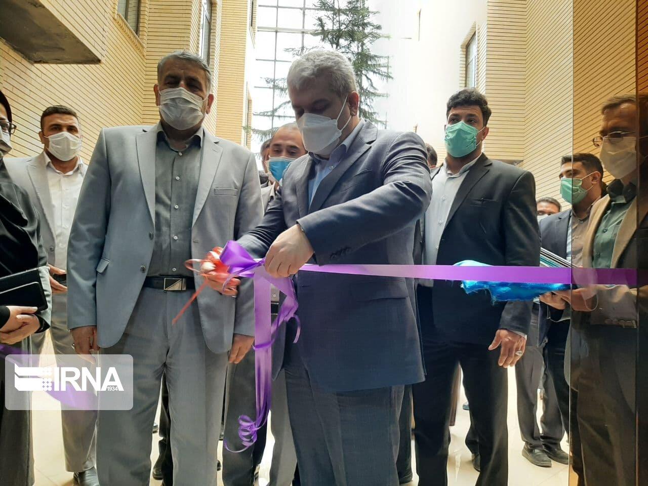 معاون رئیسجمهوری چهار طرح پارک علم و فناوری استان سمنان را افتتاح کرد
