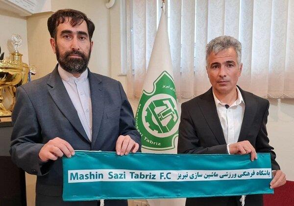 علیرضا اکبرپور سرمربی تیم ماشین سازی شد